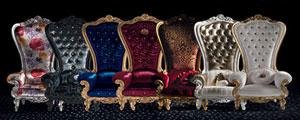 Καθίστε στο θρόνο σας!