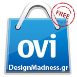 DesignMadness available on Ovi Store